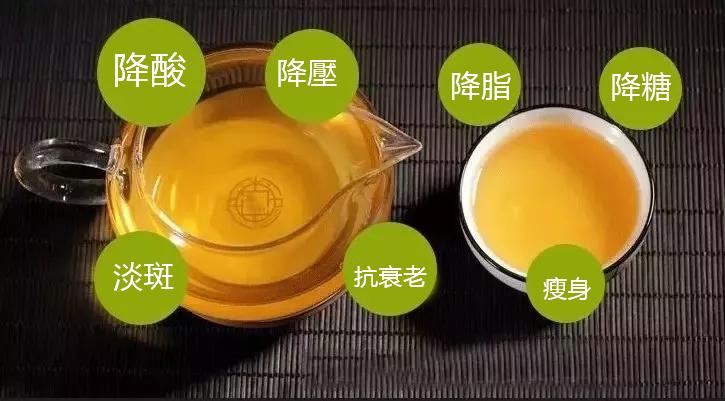 菊苣梔子茶